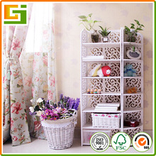Wholesale cheap wooden folding wall decorative shelf
