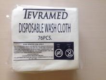 airlaid paper wipe , hydrophilic nonwoven medical magic disposable cloth