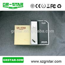 "electronic cigarette free sample ""wholesale yokan 94f 50 watt box mod"