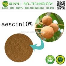 horse chestnut extract escin aescin10%