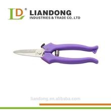 Stainless Steel garden outdoor cutting scissor (GT08)
