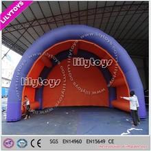 Lilytoys hot sale PVC/nylon inflatable tents, Lilytoys professional inflatables manufacturer
