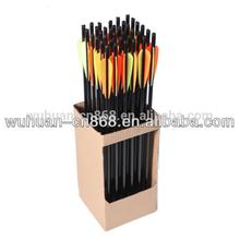 Different pattern shooring arrows,field tips bow carbon arrow cheapest carbon arrows,arrow nock arrow archery