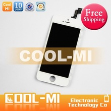 Best sale for iphone 4 4s 5 lcd screen refurbishment wholesale lcd with digitizer assembly for iphone 5