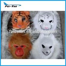 China Manufacture EVA Animal White Fox masquerade Mask