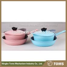 New design 4PCS magic cookware