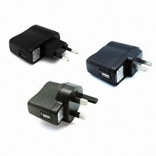 Top quality e cig Wall charger US,EU,UK,AU adapter cheap USB charger cable