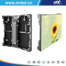4mm Pixel Pitch high definition indoor full color P4 rental use led screen cabinet