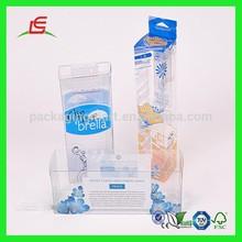 Q487 China Supplier Popular Custom Printed PVC Folding Box In Guangdong