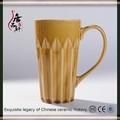 fine bone china tasse tasse de café couleur de la lumière