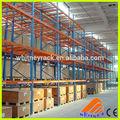 Pallet rack de layout, brand new estantes comerciais, material de sistemas de armazenamento