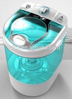 2-7kg single/twin tub mini portable washing machine/washer machine/wash machine with dryer