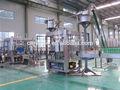 Completamente automático de zumo de frutas vegetales de la mezcla máquina de llenado línea de producción