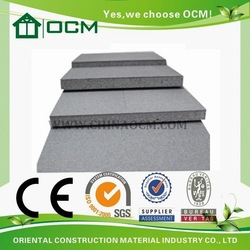CE certificated mgo fire rated board with high quality