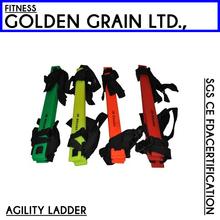 Super Flat Adjustable Speed Agility Ladder