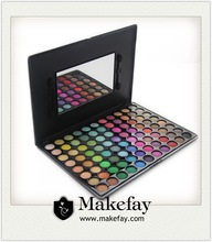 Wholesale distributor! 88 color eyeshadow palette mineral makeup private label