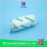 Factory directly provide paraffin gauze