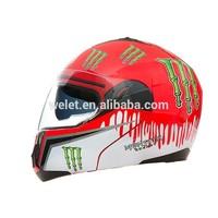 Flip-up Helmet New WLT-168