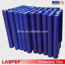 LASPEF window glass protective film, clear plastic protective film, protective film roll