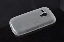 slim case computer stylish tpu gel case For SAMSUNG S3 mini china wholesale