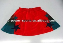 Hot Sexy customized short skirt for cheering squad