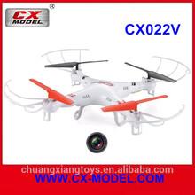 2014 top seller rc toys HD camera video rc quadcopter 3D stunt