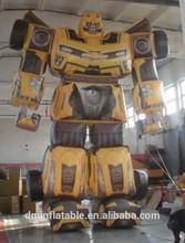 inflatable optimus prime