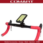 Bicycle strap mount for iphone 5 with IPX4 water resistant case