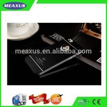 Metal+PC Smooth Case, Durable Slim Metal Waterproof Dustproof Scratchproof Case for App Ip 6