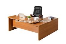 most popular wooden l shape executive workstation furniture