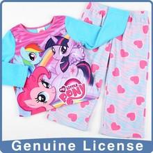 2015 importing My Little Pony printing pajamas