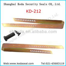 Factory price Heavy duty container door lock, Barrier seal KD-212