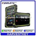 Calidad caliente de la venta T70 7 pulgadas IP68 a prueba de agua firmware para android 4.2 de la tableta