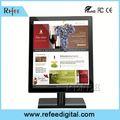 Media player preis/digital signage preis/werbung anzeige screenglossy laptop-panel