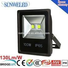 3 Years Warranty IES 200W high illumination LED Flood Light 50w 100w 150w 200w UL SAA Approval IP65
