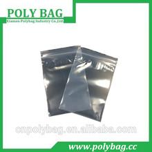 Wholesale Cheap Clear Color Custom Slide Zip Plastic Bags
