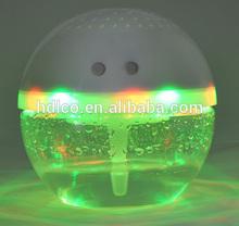 European standard 3W DC 5V LED lighted toilet bowl cleaner air freshener
