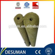 Isolation thermique isolation carte laine de roche avec certificat CE