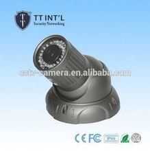 Vandalproof IR Waterproof 5 Megapixel 5MP IP Camera Outdoor Indoor Camera IP security milestone support ipad ip
