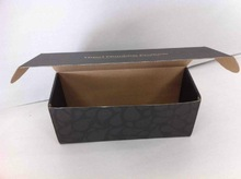 2015 Normal Brand Printed Recycled Paper Corrugated Packaging Gift Box