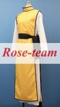 Fantasia Anime Lolita Dress-Best Quality YuYu Hakusho Kurama Cosplay Costume Cheap Costumes C0606