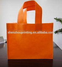 2015 Best sale non woven bag/recyclable non woven bag/reusable non-woven folding bag