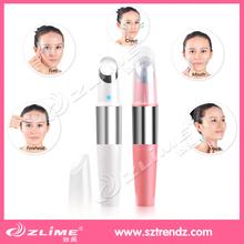 Pen-size Metal Facial Massage Device