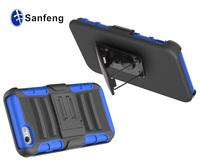 Heavy Duty Defender Dirt/Shockproof Belt Clip Holster KickStand Case For Iphone 6 4.7''