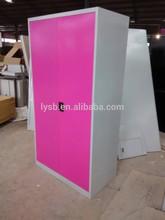 Newly design knock down 2 door metal godrej cupboard