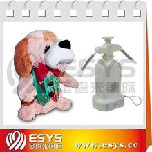 Animal shape with sound plush dog toys