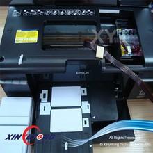 Waterproof Epson T60 inkjet pvc card printing