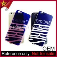 Cute Fashion Colorful Custom TPU Case for iPhone 6