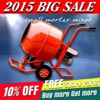2015 Newest Huaxin small mortar mixer