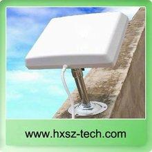 High gain wifi signal wireless networking card popular hot sale AP model 20DBI outdoor antenna usb adapter